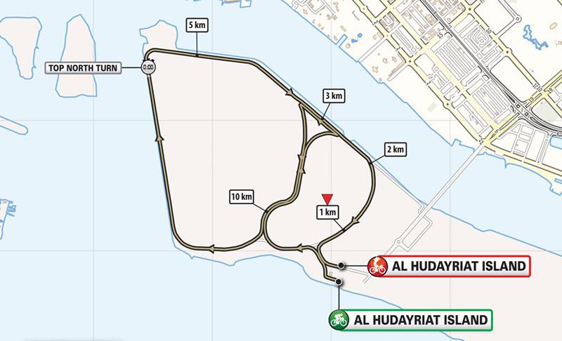 环阿联酋第一赛段-罗格里奇率领珍宝车队获首胜