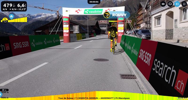 瑞士虚拟系列赛5(The Digital Swiss 5)已有18支队伍报名参加